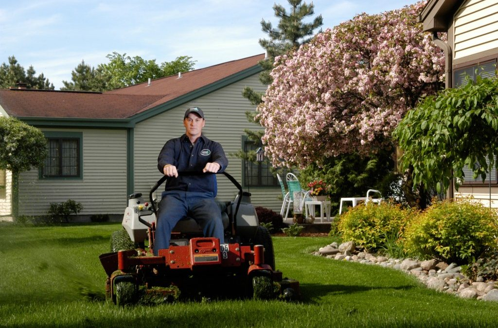 Integrated Pest Management for an Environmentally-Friendly Lawn