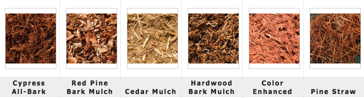 Bulk Mulch and Bagged Mulch