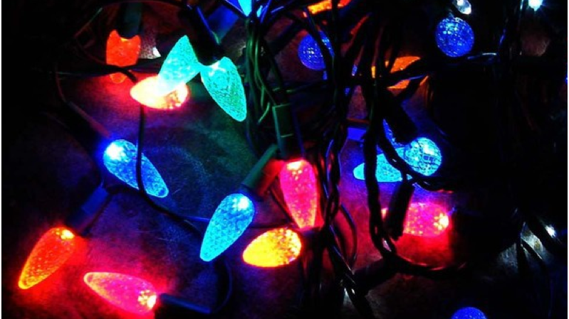 Reder Landscaping Holiday Lighting LED's