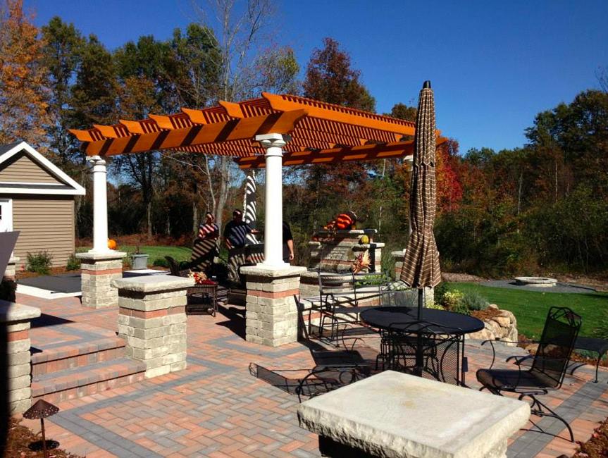 Landscape Design by Reder Landscaping, Midland MI