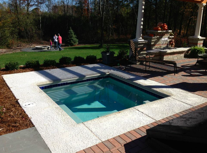 Fall parade of homes images reder landscaping landscape design lawn care for Swimming pool installation seattle
