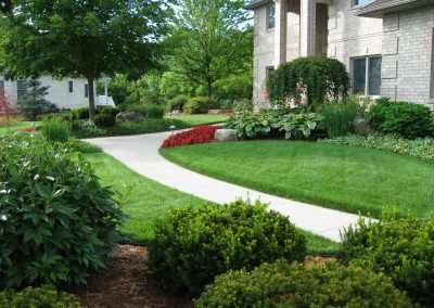 Elegant Entries Landscape Design