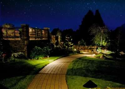 Landscape and Patio Lighting Design