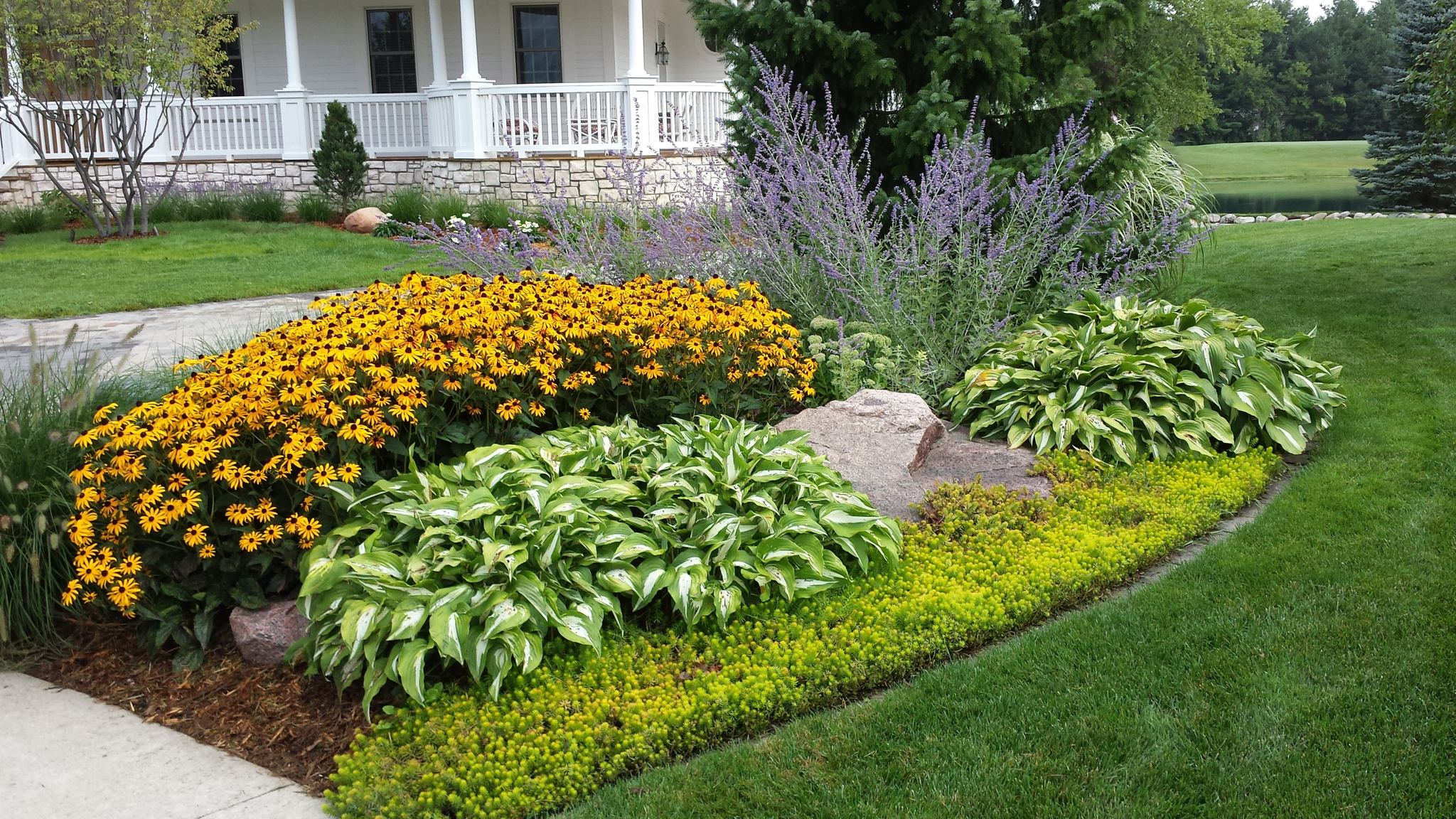 Medium And Small Projects Reder Landscaping Landscape Design