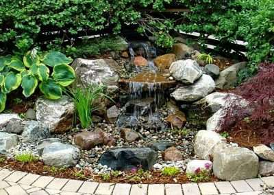 Water Features Landscape Design